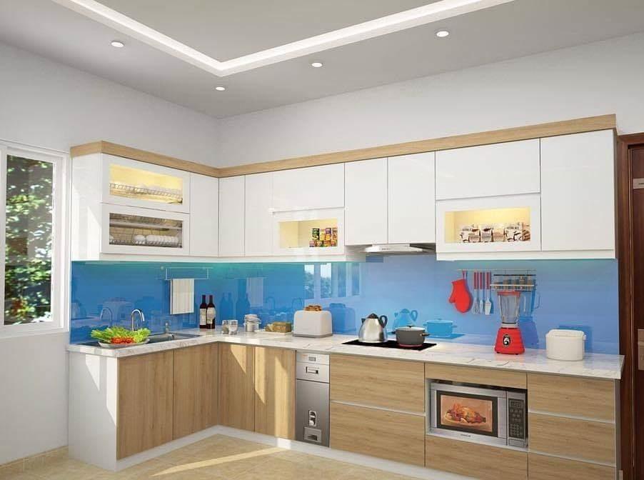 Tủ bếp Cn, Lõi xanh - PD16