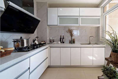 Tủ bếp Laminate - PD18