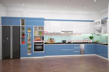 Tủ bếp nhựa Picomat- PD32