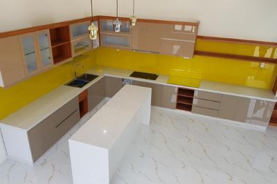 Tủ bếp Cn, Lõi xanh - PD17