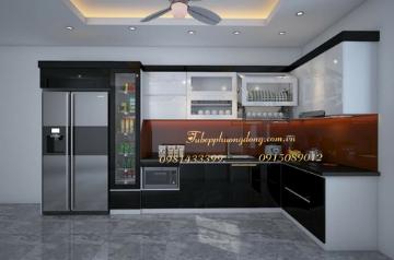 Tủ bếp nhựa Picomat- PD33