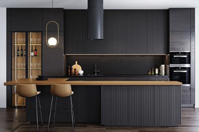 Tủ bếp Laminate - PD20