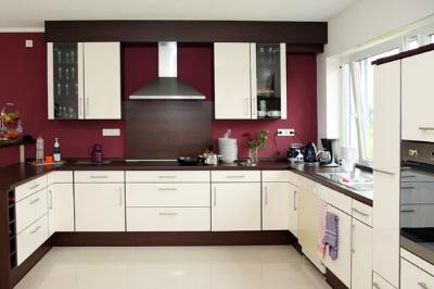 Tủ bếp Laminate - PD13