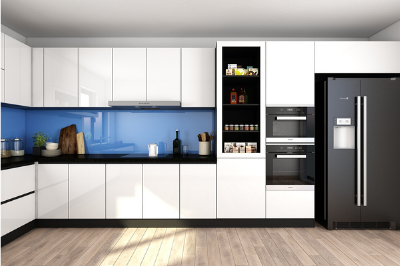 Tủ bếp nhựa Picomat - PD11