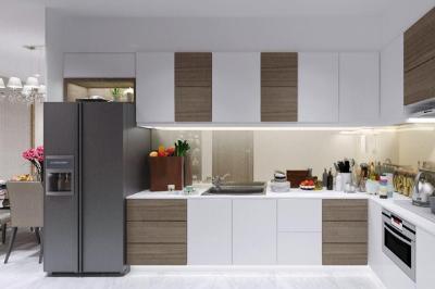 Tủ bếp Cn, Lõi xanh - PD09