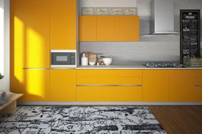 Tủ bếp Acrylic An Cường - PD12