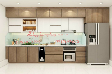 Tủ bếp nhựa Picomat- PD24