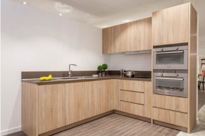 Tủ bếp Melaminate - PD09
