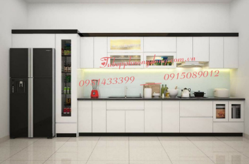 Tủ bếp nhựa Picomat- PD31