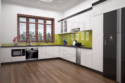 Tủ bếp Cn, Lõi xanh - PD12