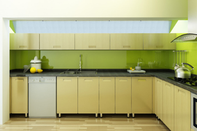 Tủ bếp nhựa Picomat- PD12