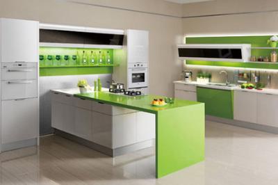 Tủ bếp nhựa Picomat - PD02
