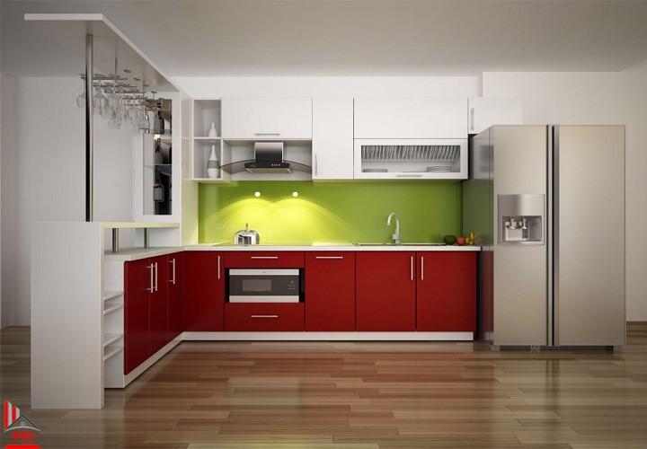 Tủ bếp nhựa Picomat- PD05