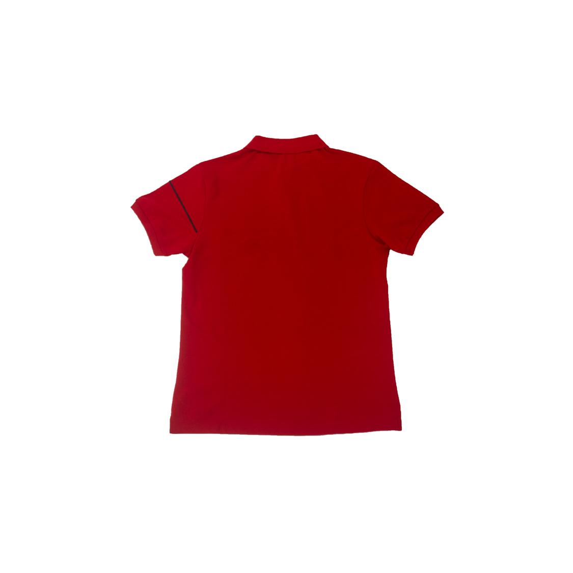 Áo Polo Givenchy Paris thêu ngực đỏ