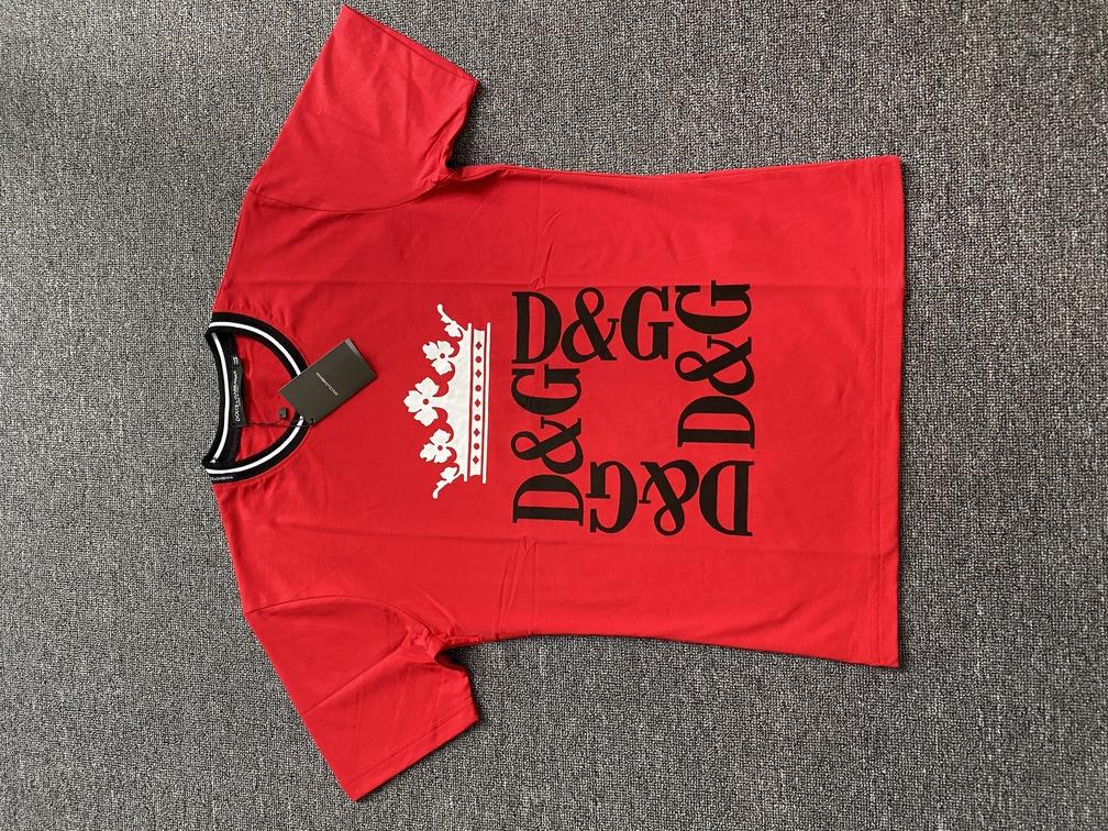 Áo phông Dolce & Gabbana vương miện - Đỏ