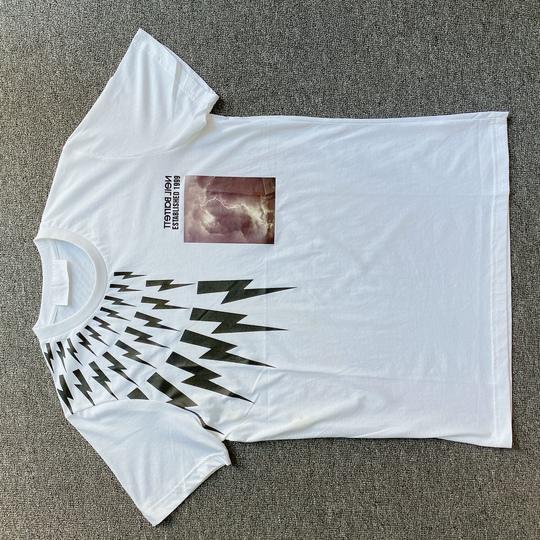 Áo phông Neil Barrett sét - trắng