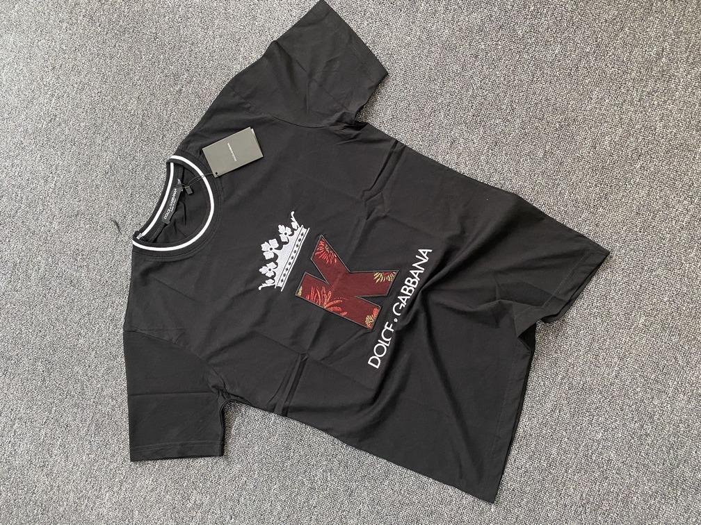 Áo phông Dolce & Gabbana K - Đen