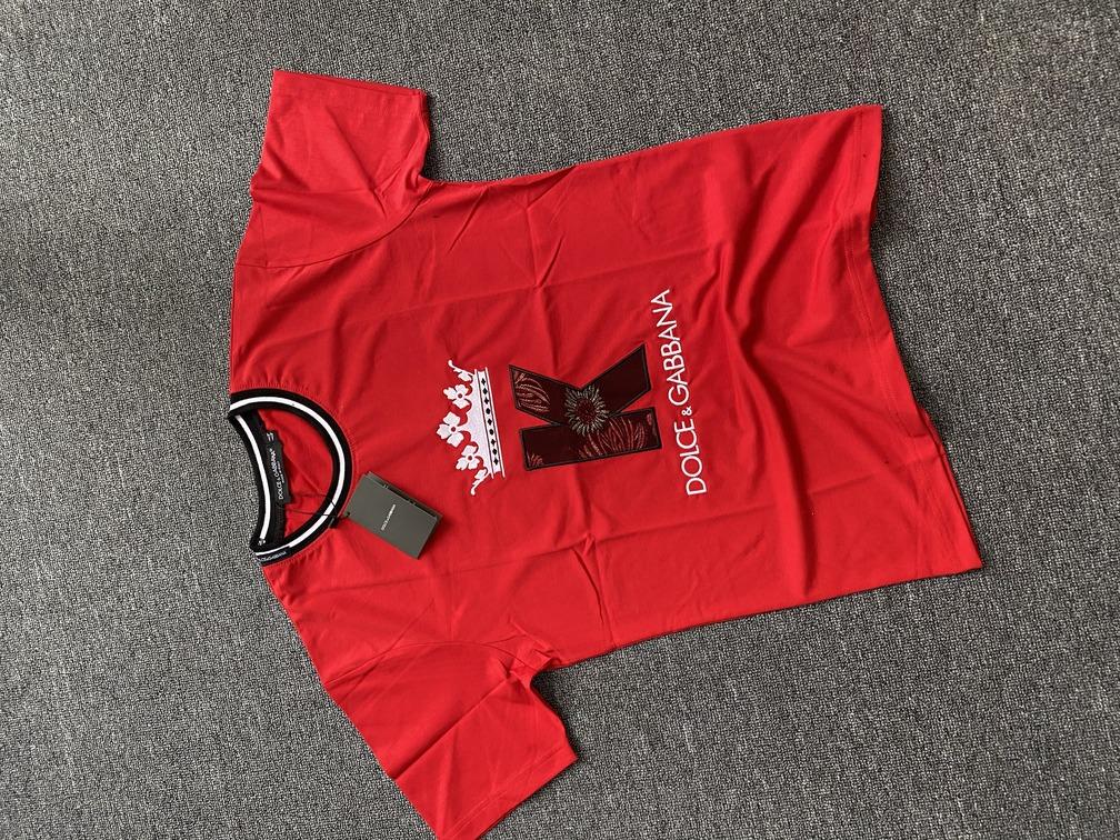 Áo phông Dolce & Gabbana K - Đỏ