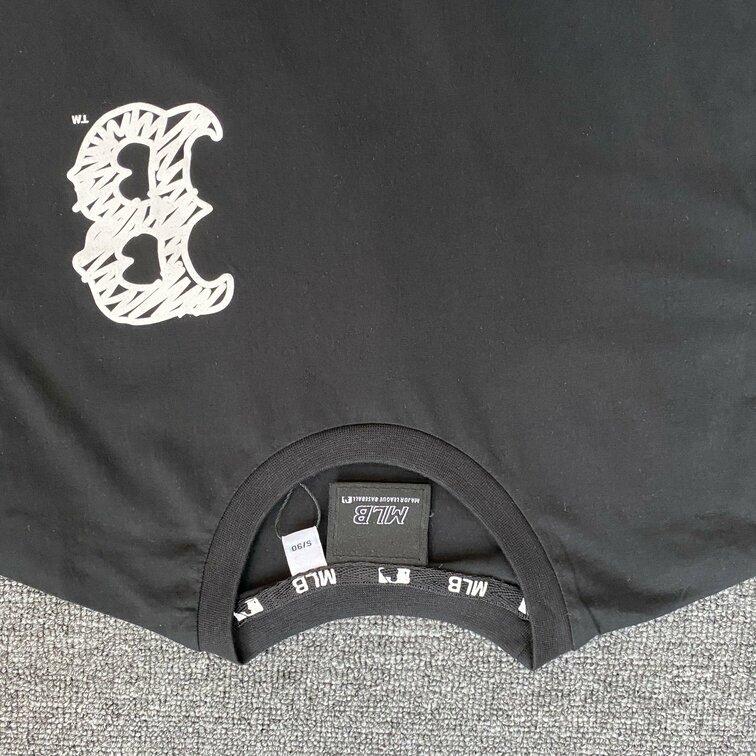 Áo phông MLB - đen