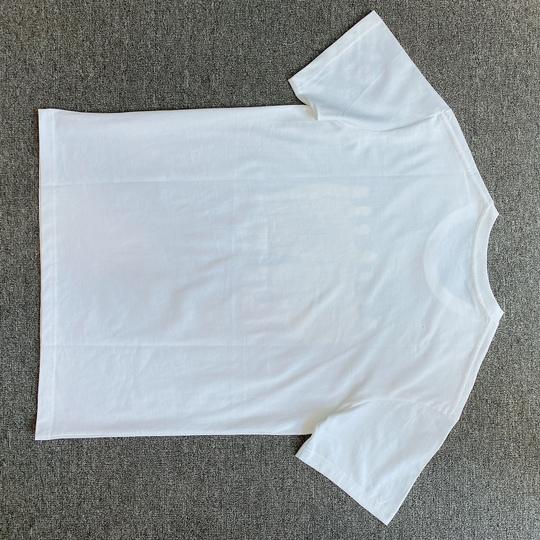Áo phông Balenciaga người - trắng