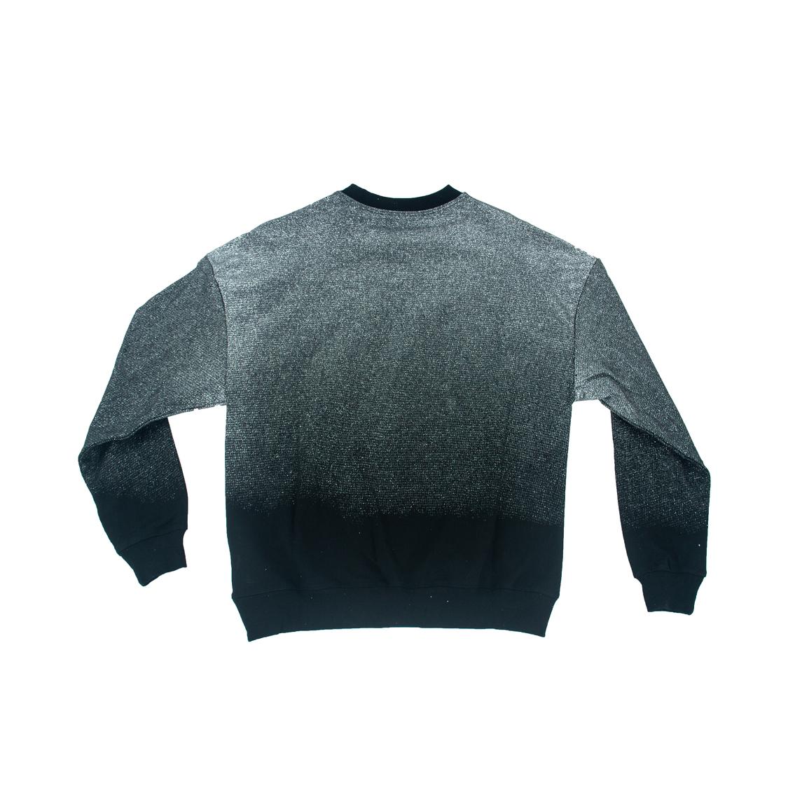 Áo nỉ Givenchy kim tuyến - đen