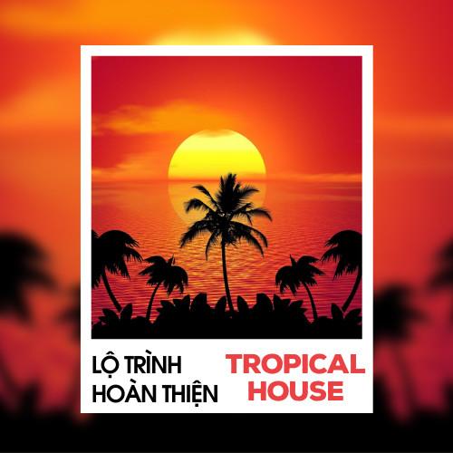 Lộ trình hoàn thiện khoá Tropical House