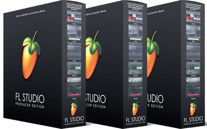FL Studio Producer Edition Combo 3 Pack