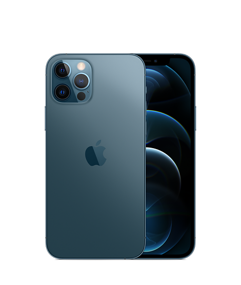 iPhone 12 Pro Blue Pacific