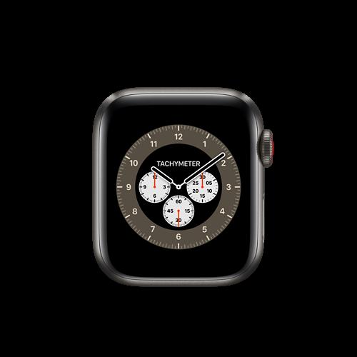 Apple Watch Series 6 Titanium
