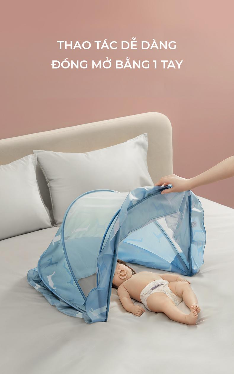 Màn chống muỗi cho bé BC5790