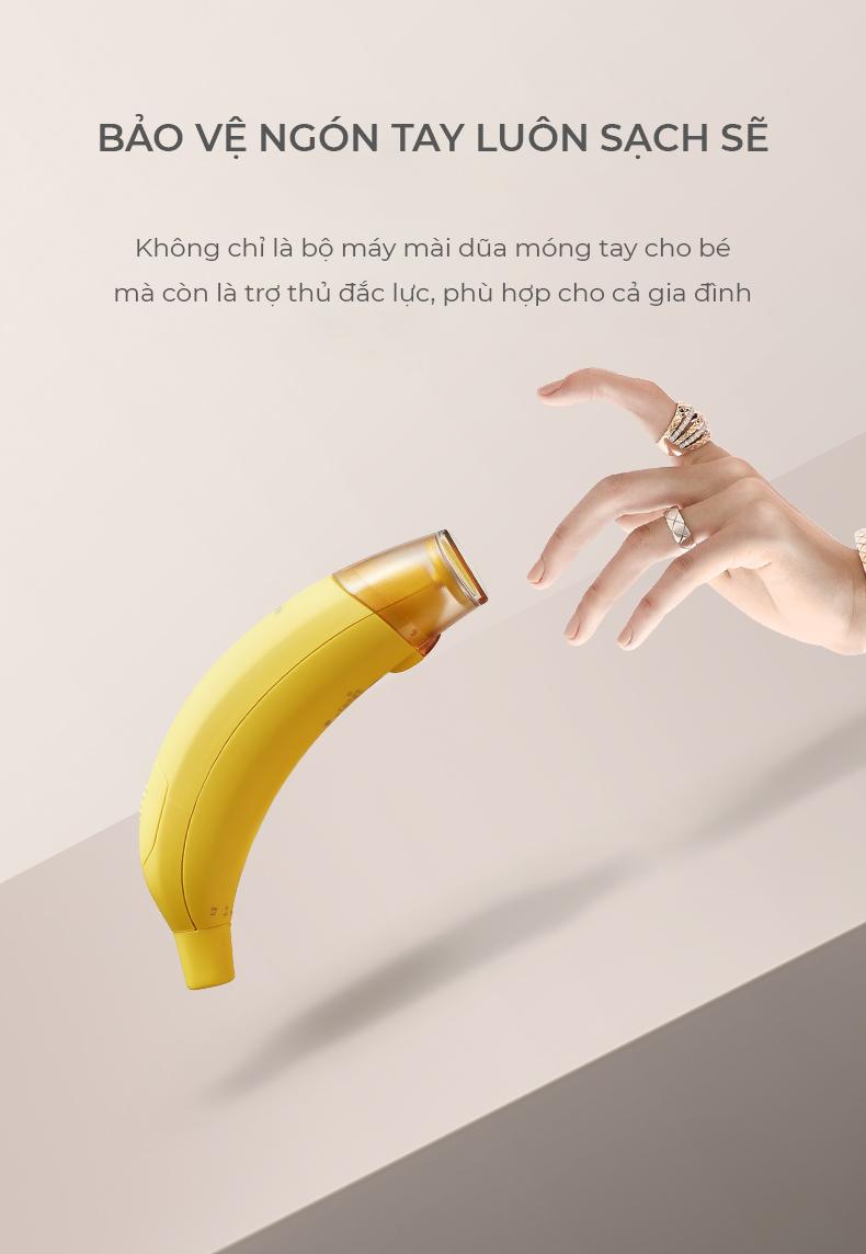 Bộ mài dũa móng tay cho bé BC6102