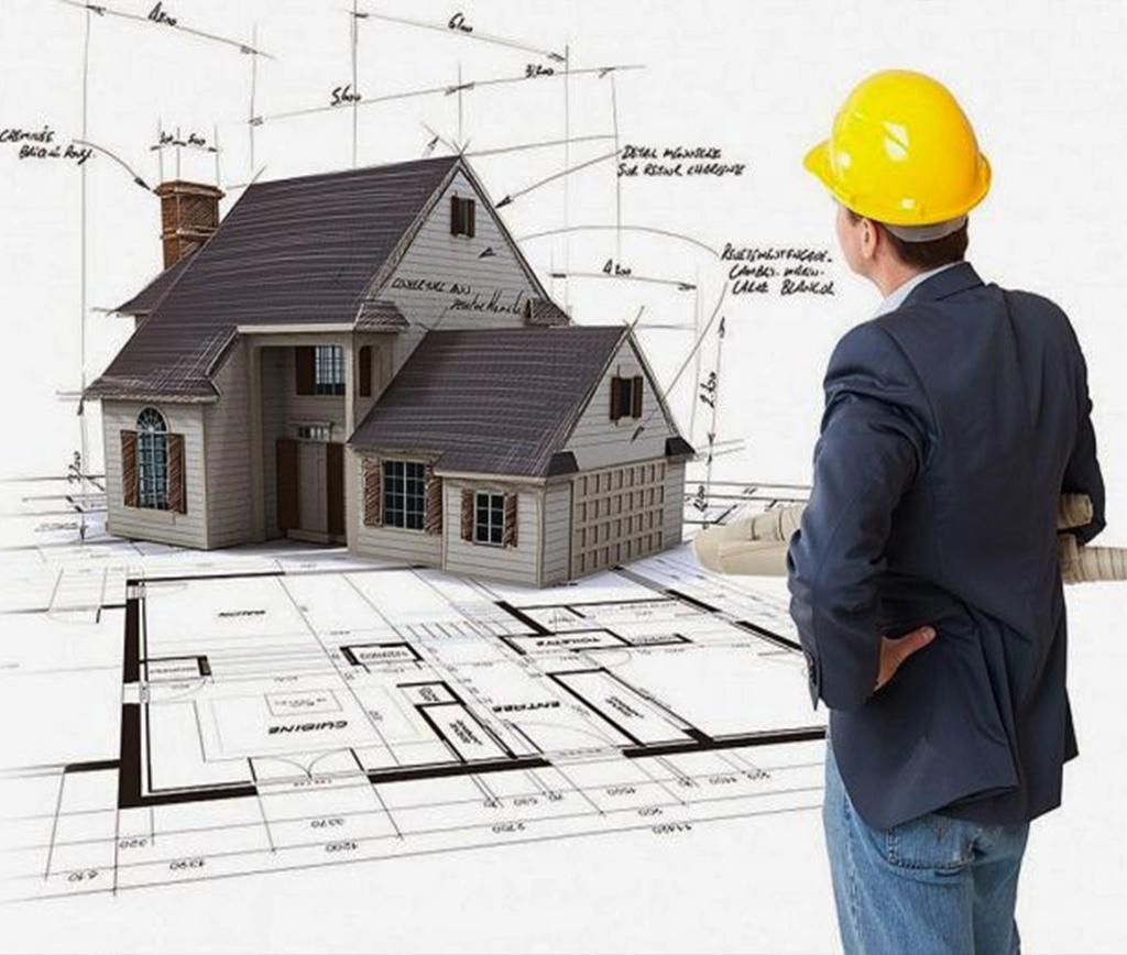 phương pháp tính diện tích xây dựng phần thô