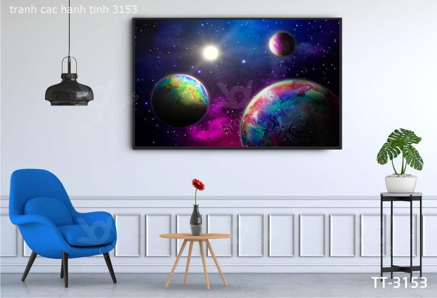 Tranh Galaxy