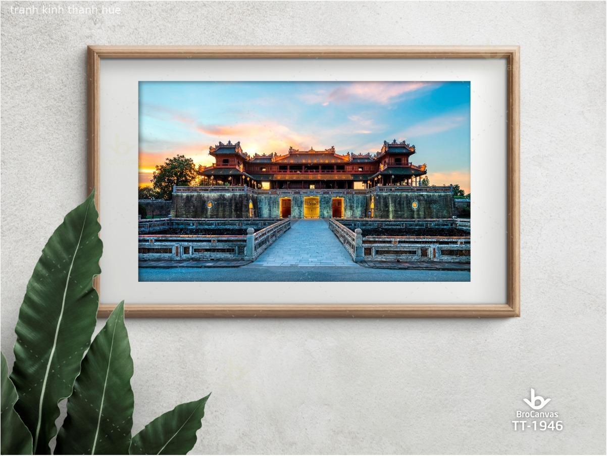 Tranh Phong Cảnh Huế