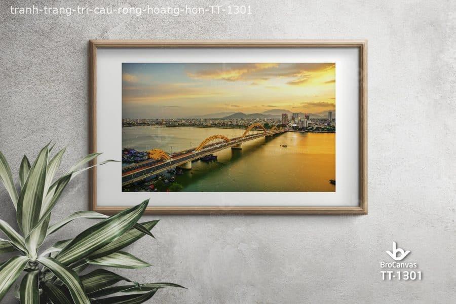 Tranh Phong Cảnh Đà Nẵng