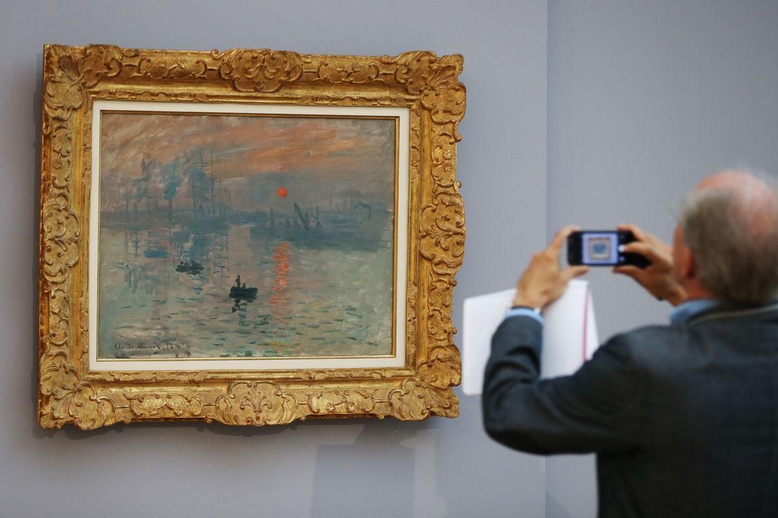 Claude Monet: Người hoạ sĩ mở đầu cho trường phái ấn tượng