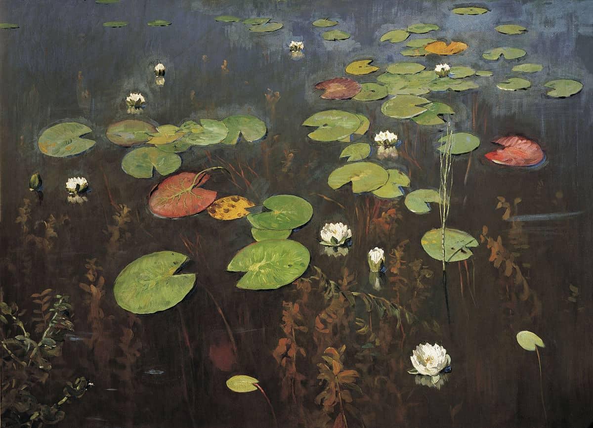 Họa sĩ Levitan - Người biến phong cảnh thành những bức tranh tuyệt tác