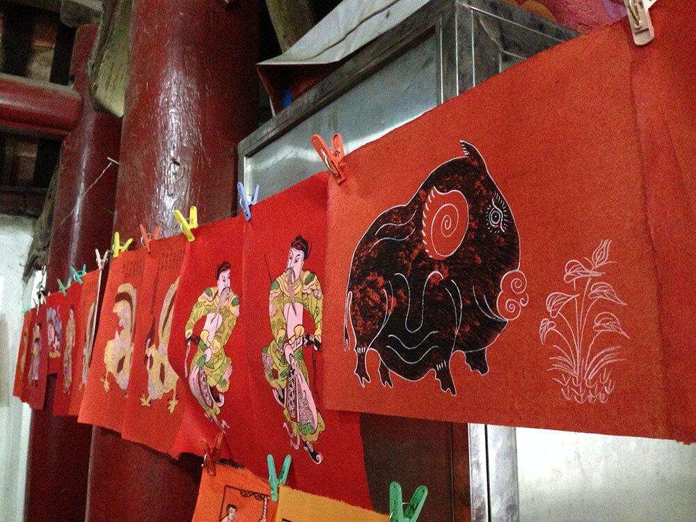 Chủ đề tranh gần gũi gắn liền với đời sống của người dân Việt