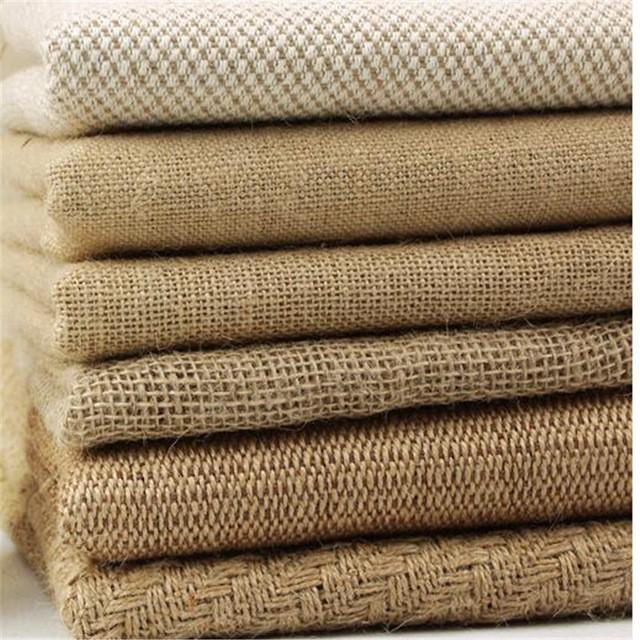 Có nhiều loại vải bố khác nhau
