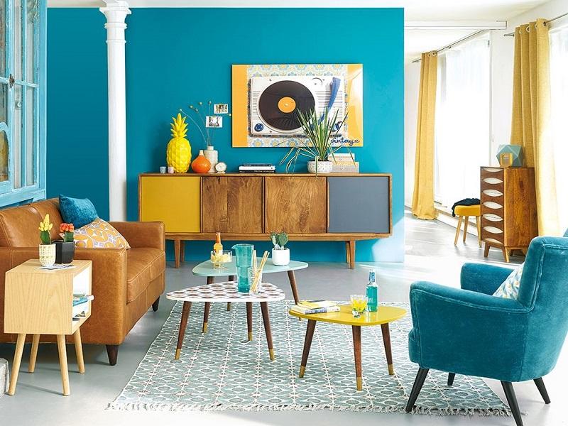 Decor nổi bật trong việc thiết kế nội thất