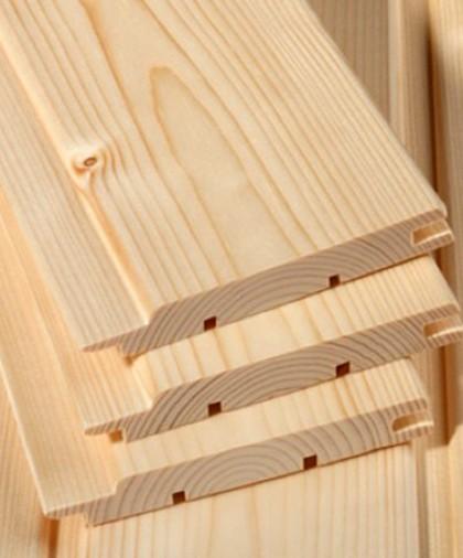 Gỗ của cây thông trắng được sử dụng nhiều nhất bởi có vân gỗ đẹp