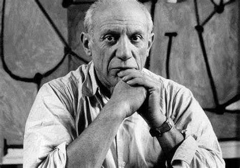 Picasso là một trong những họa sĩ tài ba nhất vào thế kỷ 20