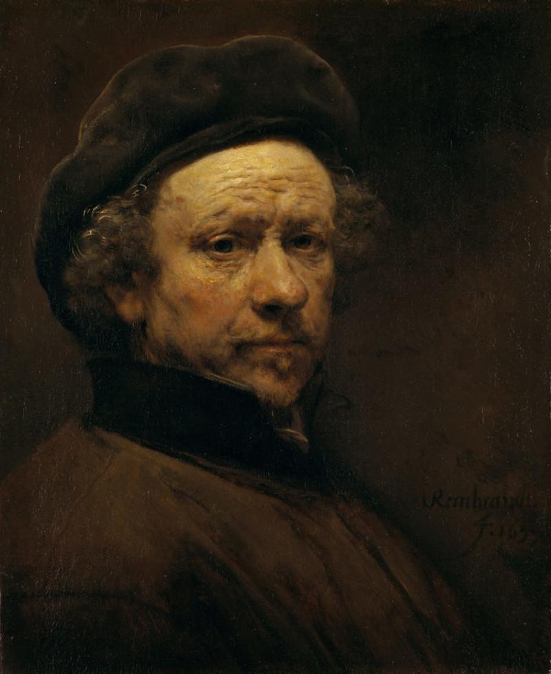 Rembrandt - lịch sử hội họa Châu Âu