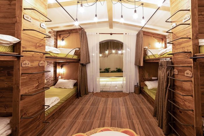 Chi phí cho không gian phòng ngủ homestay với phong cách sang trọng khá cao