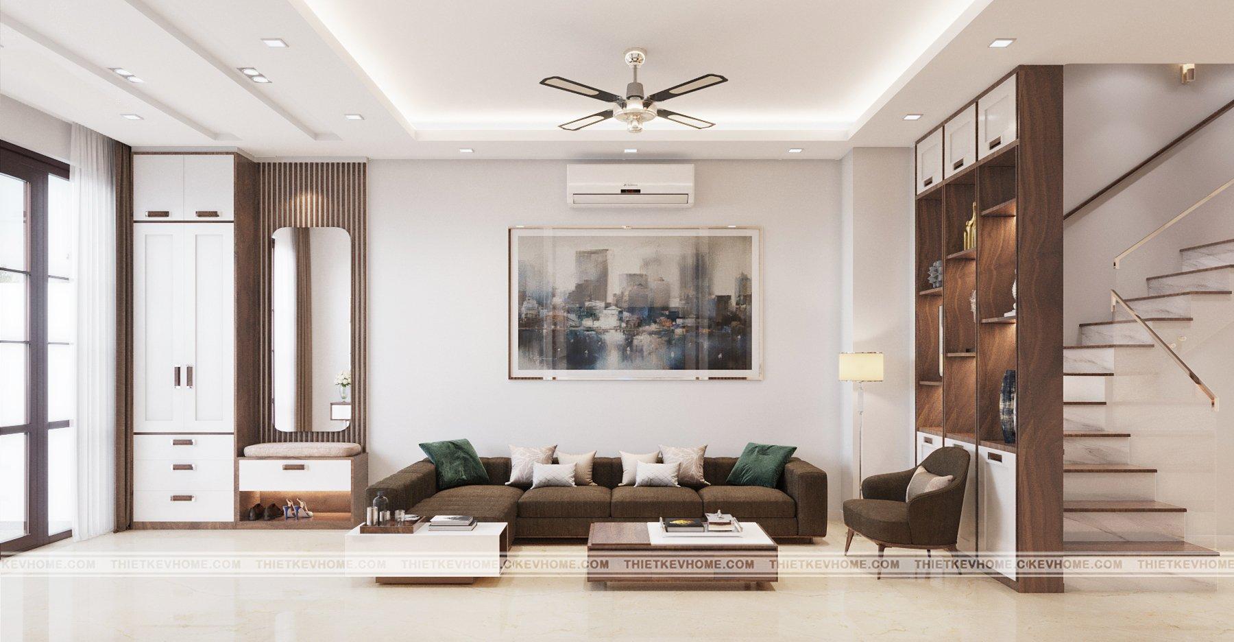 Mẫu thiết kế nội thất cần phải đảm bảo sự an toàn và độ bền vững cao