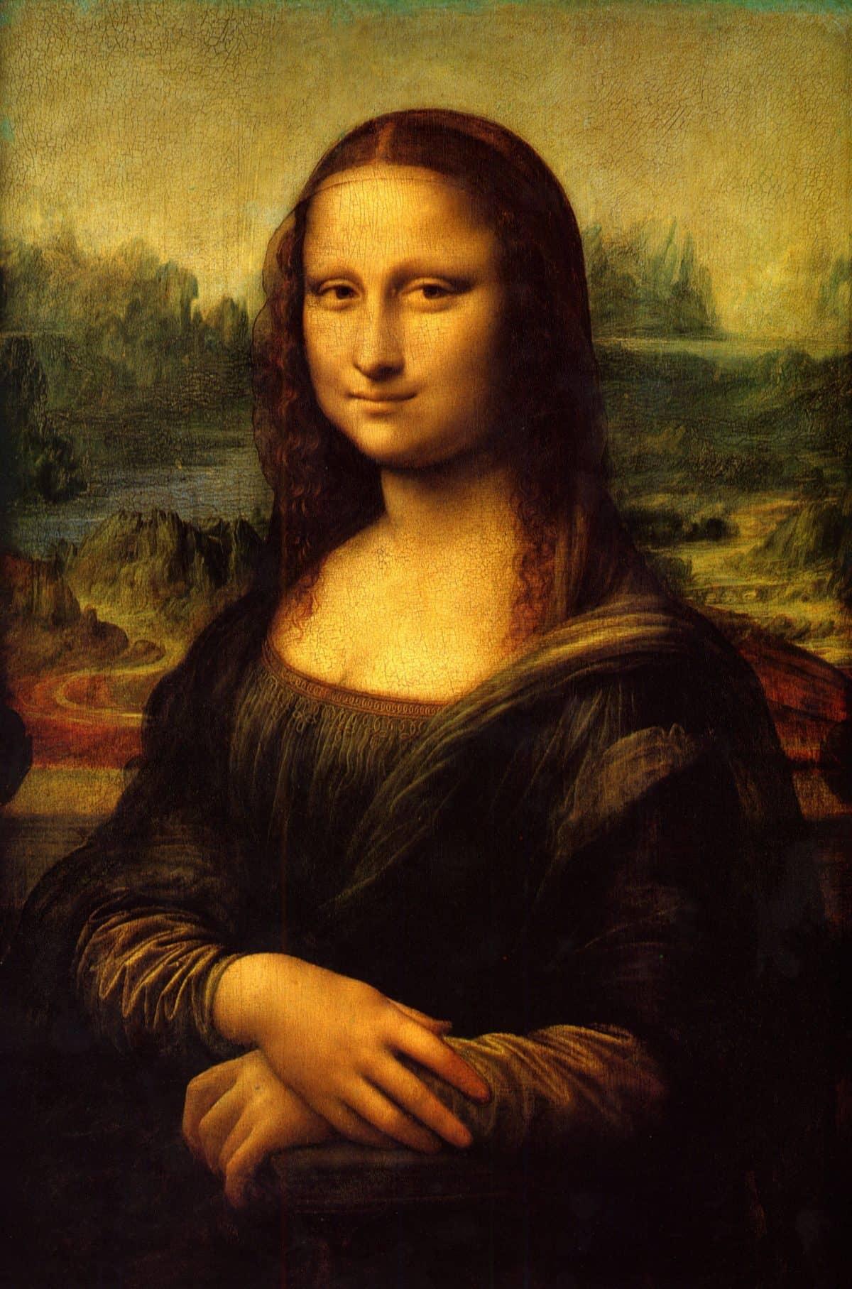 Danh họa nổi tiếng mọi thời đại của nước Ý - da Vinci
