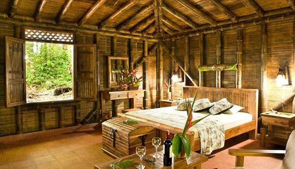 Nét cổ điển, bình dị và đơn giản của kiểu phòng ngủ đơn giản là lựa chọn của nhiều homestay