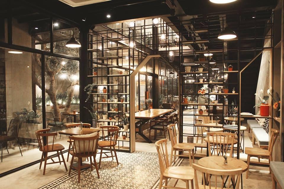 Những cách trang trí quán cafe bình dân ấn tượng và hấp dẫn nhất