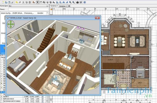Những phần mềm như Autocad, 3Ds Max,... hỗ trợ thiết kế nội thất tốt hơn, tiết kiệm thời gian tối đa