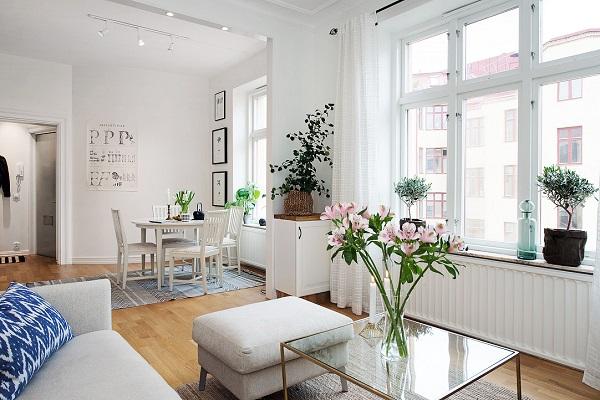 Phong cách thiết kế Scandinavian ra đời trên nhiều nền văn hóa các nước Bắc Âu